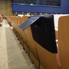 座席カバー型ホルダー